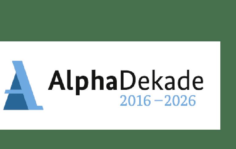 Logo Alpha Dekade